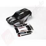 Caroserie cu grafica aplicata, pentru automodel LaTrax Teton