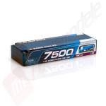 Acumulator LRP LiPo 2S HardCase 7.4V 7500mAh 110C