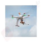 Drona filmari aeriene HD Chroma™ - Camera HD CGO2+ si telecomanda ST-10+