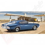 Automodel electric gata de rulare Kyosho FAZER VEi 1970 Chevy Chevelle SS 454 LS6 1/10 brushless 4WD RTR