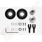 Tuning parts: RC TT-01 Front One-Way Unit automodel TAMIYA: TT-01