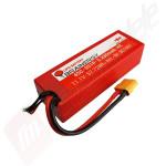 Acumulator Brainergy LiPo 3S HardCase 11.1V 5200mAh 45C