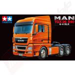 Kit autocamion Tamiya 1:14 RC MAN TGX 26.540 6x4 XLX EURO 5, model 2013