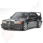 Kit automodel TAMIYA TT-01E Mercedes Benz 190 E 2.5-16 Evo. II AMG
