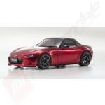 Automodel electric 1/28 Kyosho Mini-Z MR03 Sports 2 Mazda roadster soul red,  RTR