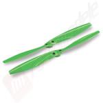 Set elici verzi(2), pentru drona Traxxas Aton