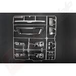 TAMIYA: Set faruri, oglinzi, grila pentru autocamion MAN TGX (N parts)