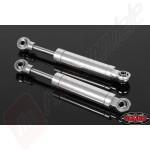Amortizoare 70 mm (Argintiu) ideale pentru automodele de tip Scale