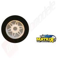 Roti pentru automodele Matrix Classi 1/8 foam Tires