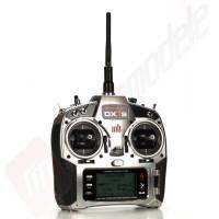 Radiocomanda Spektrum DX7s - 7 canale, mod 1-4, cu telemetrie, receiver AR8000