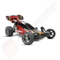 Automodel electric off-road TRAXXAS Bandit VXL - brushless, 2.4GHz, TSM - totul inclus!