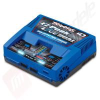 Incarcator baterie TRAXXAS EZ-Peak Live DUAL 26A NiMH/LiPo pentru acumulatori iD cu Bluetooth