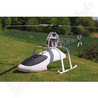KIT Elicopter electric pentru transport si supraveghere aeriana - VARIO XLC Compact