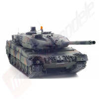 Tanc Radiocomandat Tamiya Leopard 2 A6 Full Option Scara 1:16 (KIT)