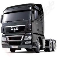 Kit autocamion Tamiya 1:14 RC MAN TGX 26.540 6x4 XLX