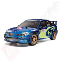KIT Automodel electric on/off-road Tamiya Subaru Impreza WRC Monte Carlo '07 (Sasiu DF-03Ra)