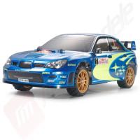 KIT Automodel electric on/off-road Tamiya Subaru Impreza WRC Monte Carlo '07 (Sasiu DF-03Ra)