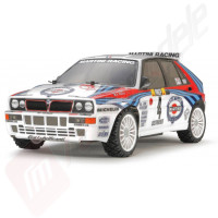 KIT Automodel electric on/off-road Tamiya Lancia Delta Integrale (Sasiu DF-03Ra)