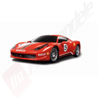KIT Automodel electric on-road Tamiya Ferrari 458 Challenge (Sasiu TT-02) scara 1/10