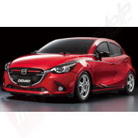 KIT  Automodel electric on-road Tamiya Mazda 2 (Sasiu M-05) scara 1/10