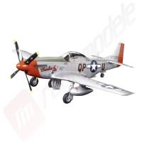 macheta avion P-51D Mustang varianta nord americana, scara 1/32