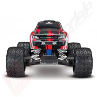 Automodel electric off-road TRAXXAS Stampede XL-5, tractiune spate, acumulator si incarcator incluse!