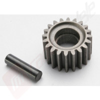 Idler gear 20T metalic, automodele TRAXXAS E-Revo 1/10, E-MAXX, Summit 1/10