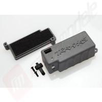 Carcasa baterie cu decupaj mufa - automodele TRAXXAS