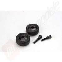 Roti  wheelie bar Maxx, pentru automodele TRAXXAS 1/10