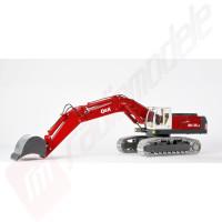 Excavator hidraulic O&K RH 25.5 Scara 1:14,5 - 1m lungime si 15Kg!
