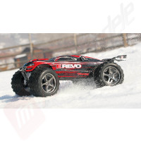 Automodel off-road TRAXXAS E-REVO 16.8v, radio 2.4GHz, rezistent la apa!