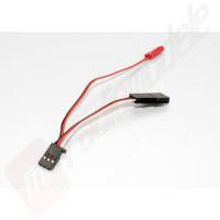 Cablaj Y servo si LED pentru TRAXXAS SUMMIT 1/10