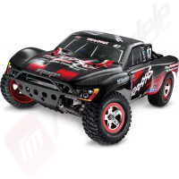 Automodel TRAXXAS Slash 2WD brushless, RTR, 2.4Ghz, sunet motor, control tractiune