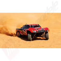 Automodel termic off-road TRAXXAS SLAYER PRO 4x4, 2.4GHz cu TSM si incarcator 12v