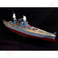 Navomodel Trumpeter USS Arizona KIT