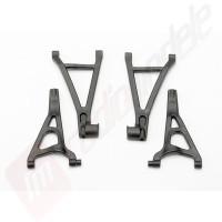 Set bascule fata -  pentru automodele TRAXXAS E-Revo VXL 1/16