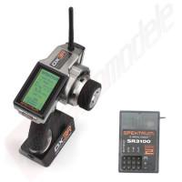 Radiocomanda Spektrum DX-3R 2,4Ghz DSM Race System