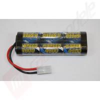 Acumulator NiMH 7.2V / 4600mAh cu mufa TAMIYA (MOLEX) pentru automodele electrice