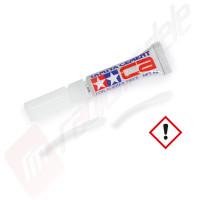 Adeziv cianoacrilat pentru anvelope / cauciuc TAMIYA (5g)