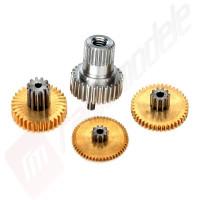 Angrenaje metalice pentru servo micro digital TRAXXAS 2080X