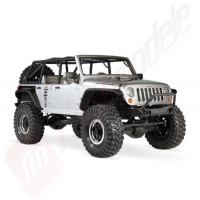 AXIAL SCX10 2012 Jeep Wrangler Unlimited Rubicon 1/10 Electric 4WD - RTR