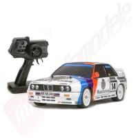 Automodel electric on-road Tamiya XBS BMW M3 Schnitzer SportEvo 2,4 GHz RTR