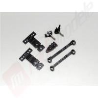 Set piese mici suspensie pentru automodel Kyosho Mini-Z MR03