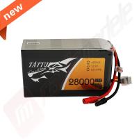 Acumulator TATTU LiPo 6s: 26000mAh 22.2V 25C, mufa AS150+XT150