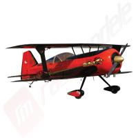 Avion teleghidat Beast 100cc pentru acrobatii aeriene de la Hangar 9
