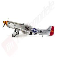 Avion telecomandat Hangar 9 preasamblat: P-51D Mustang 60cc ARF