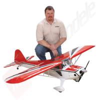 Aeromodel Hangar 9: Taylorcraft 20cc ARF