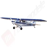 Aeromodel pre-echipat Hangar 9 scara 1/4: Piper PA-18 Super Cub PNP (motor si servo-uri incluse)