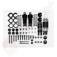 Set amortizoare Mini CVA pentru automodel TAMIYA: TT-01