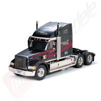 Kit autocamion 1:14 RC US Truck Knight Hauler